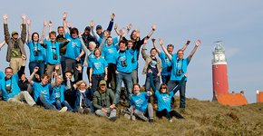 Texel Big Day teams 2017 / Harvey van Diek