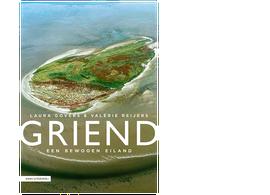 Cover boek Griend