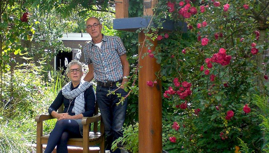 Dieuwke van der Honing en Harry van der Velde