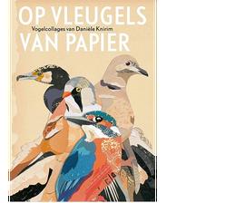 Cover boek Op vleugels van papier