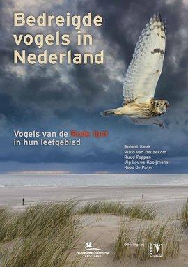 Cover boek Bedreigde vogels in Nederland