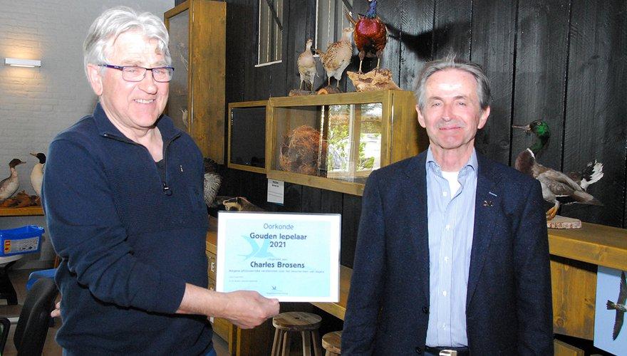 Charles Brosens en Fred Wouters