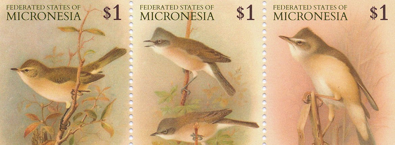 Postzegels Micronesia