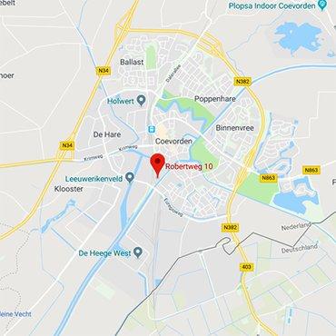 Huiszwaluwkolonie Drenthe