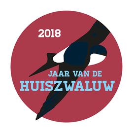 Logo Jaar van de huiszwaluw