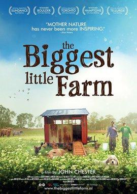 Poster Biggest little Farm