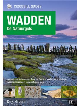 Cover Crosbillguide Wadden