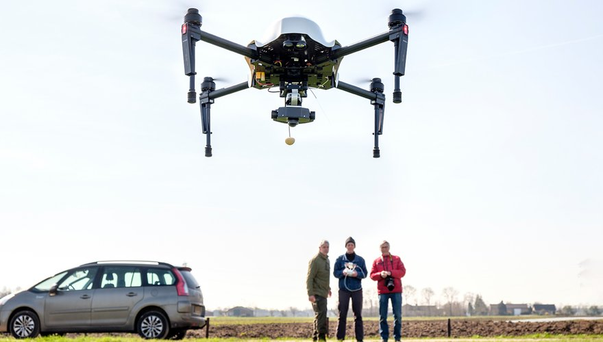 Drone / Peter Eekelder