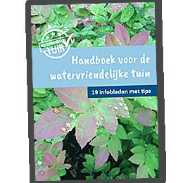Cover Handboek Watervriendelijke Tuin