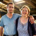 Jaap Lieman en Albertine Wortel / Fred van Diem