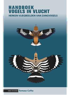 Cover handboek Vogels in vlucht