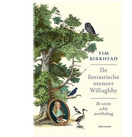 Cover boek De fantastische Willughby