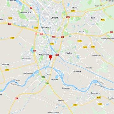 Huiszwaluwkolonie Utrecht