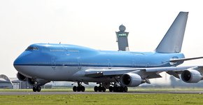 Vliegtuig / Shutterstock