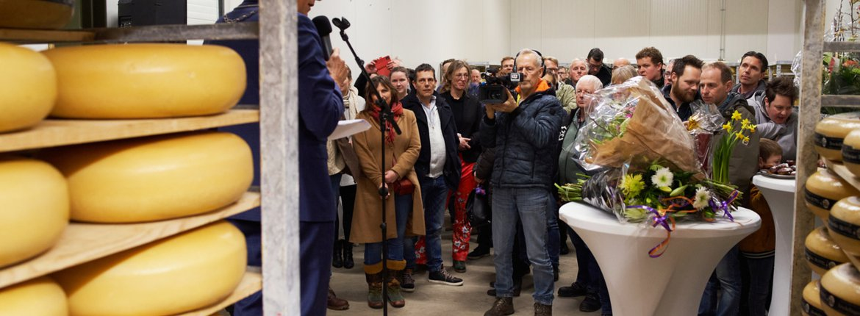 Opening kaasfabriek Terschelling / Remco de Vries