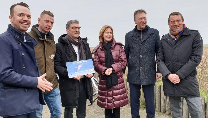 Ondertekenaars IJsselmeer overeenkomst