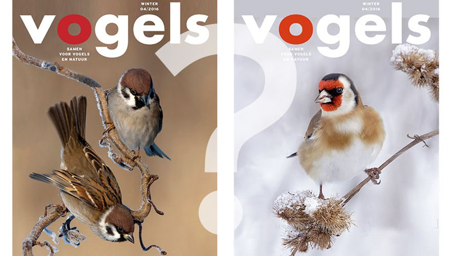 Cover vogels