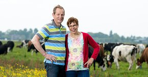 Teunis Jacob en Nelie Slob / Fred van Diem