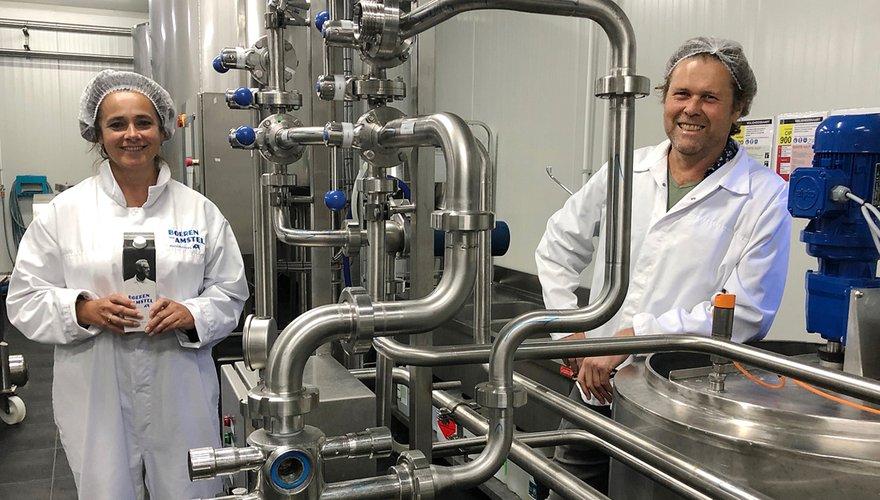 Marjan Hogenhout en Miche Penterman - BoerenvanAmstel / Rob Buiter