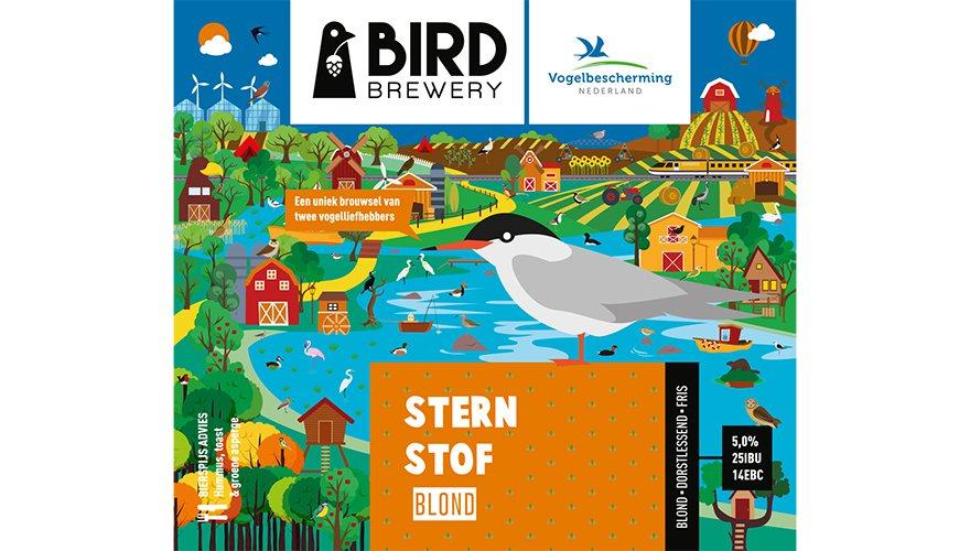 Etiket Bird Brewery