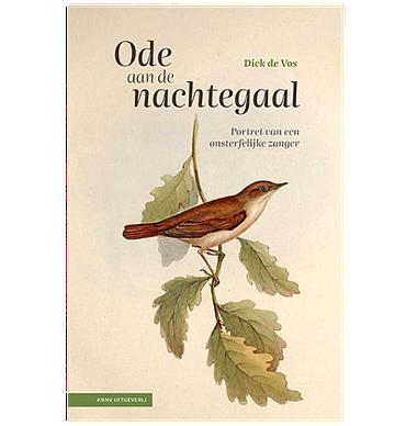 Cover boek Ode aan de nachtegaal