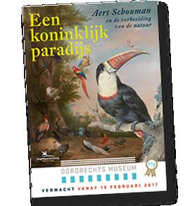 Tentoonstelling Koninklijk Paradijs Museum Dordrecht