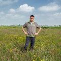 Weidevogelboer Sjaak Hoogendoorn / Fred van Diem