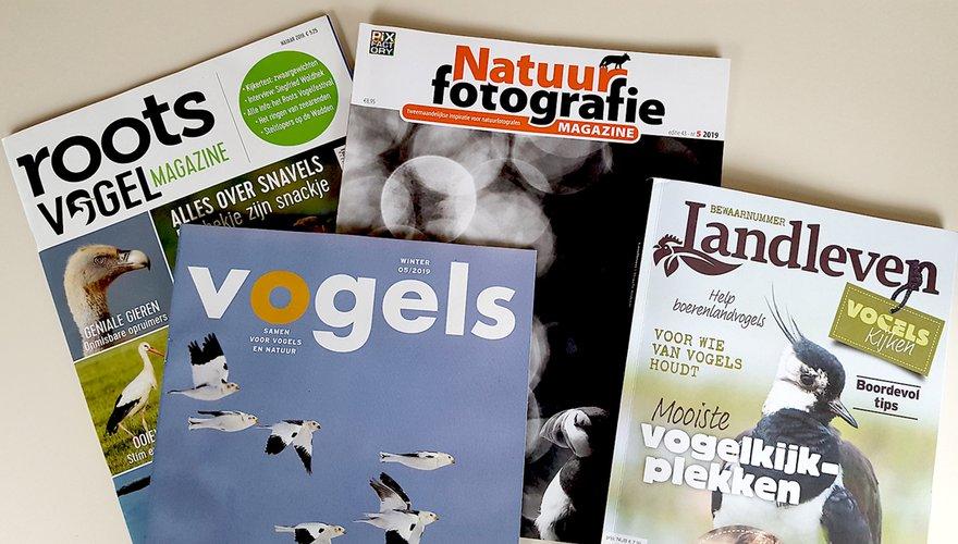 Tijdschriften / Hans Peeters