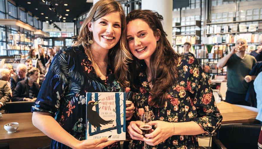 Camilla Dreef en Liset Celie
