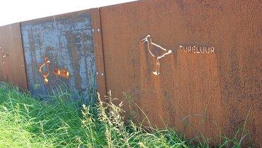Vogelkijkscherm / Foto: Buro Ruimte & Groen