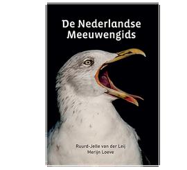 Cover boek Nederlandse Meeuwengids