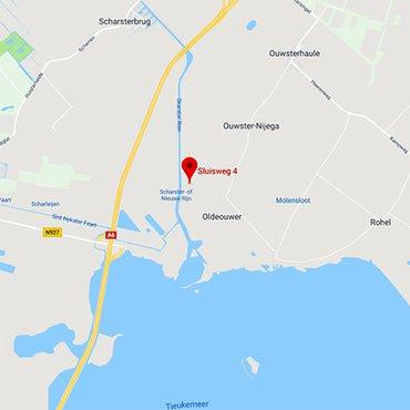 Huiszwaluwkolonie Friesland