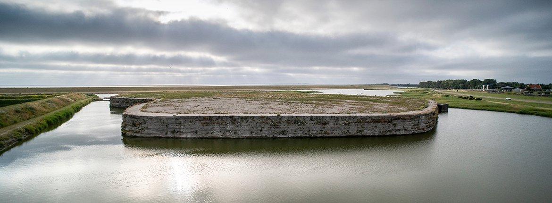 Vogelrots Den Helder / Jan Vermeer