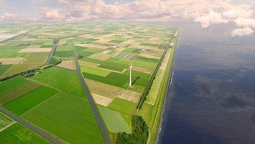 Wieringermeerpolder - huidige situatie