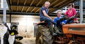 Herman en Leanne Spans / Fred van Diem