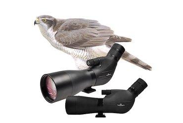 Vogelbescherming Telescopen serie