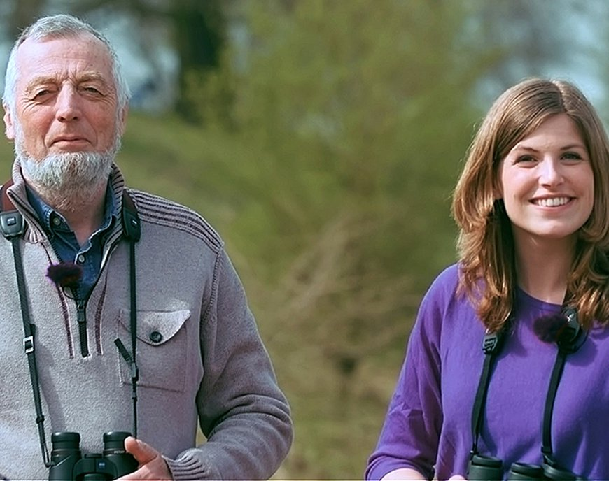 Nico de Haan en Camilla Dreef