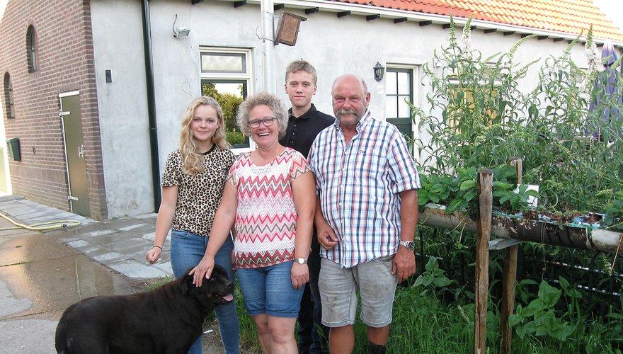Familie Van Meeteren / Kirsten Dorrestijn