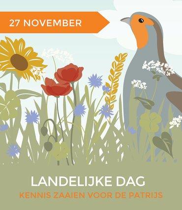 Landelijke dag Zaaien voor de patrijs / Anne-Lieke Struijk