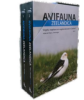 Cover boek Avifauna Zeelandica
