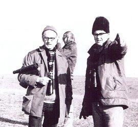 Tom Lebret en Peter Scott / Gerard Ouweneel