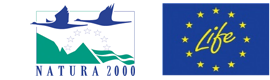 Logo Natura 2000 en Life