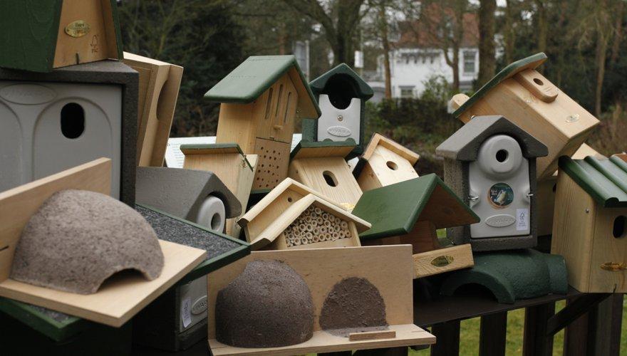 Nestkasten / Vogelbescherming