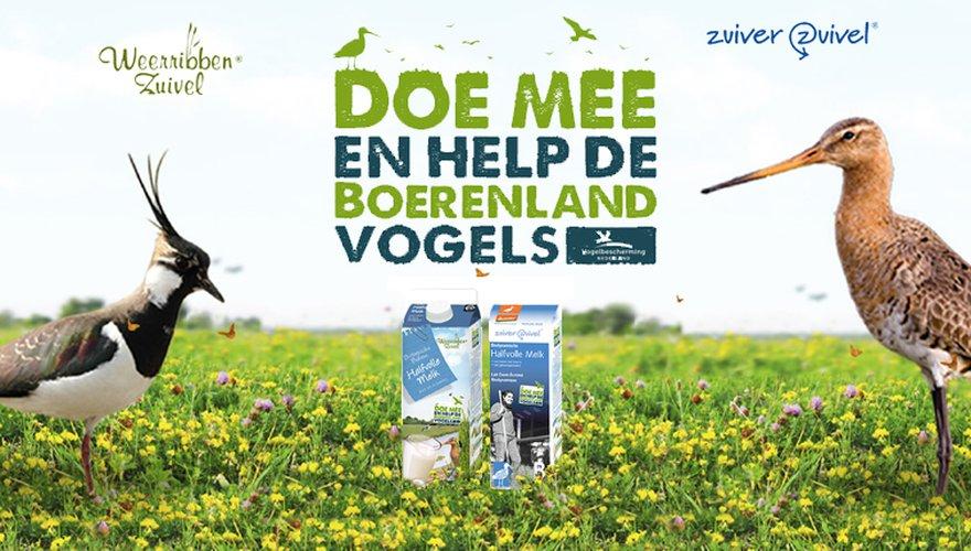 Help de boerenlandvogels