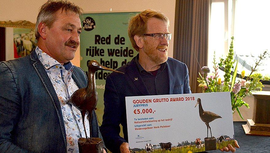 Henk Pelleboer & Gerrit Gerritsen