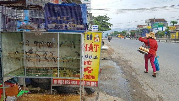 Straathandel Vietnam / Hans Peeters