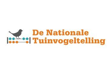 Logo Nationale Tuinvogeltelling