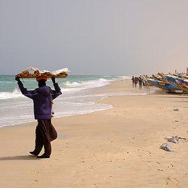 Visvangst West-Afrika / Lars Soerink