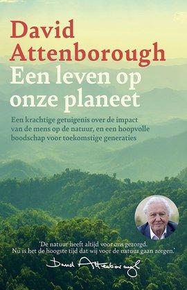 Cover boek David Attenborough