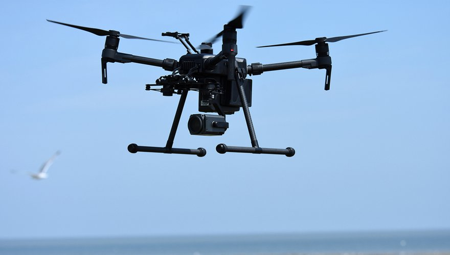 Drone / Annelies van Ginkel